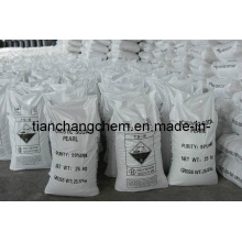 Industry Grade Caustic Soda 99% (Flocken, Perlen, solide)